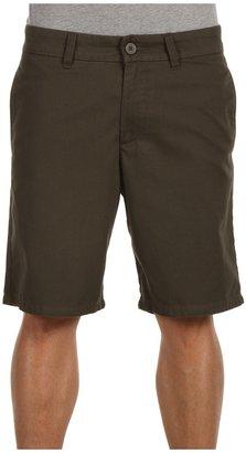 Brixton Thompson Shorts (Olive) - Apparel