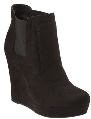 Mossimo Women's Kelis Ankle Boot - Black