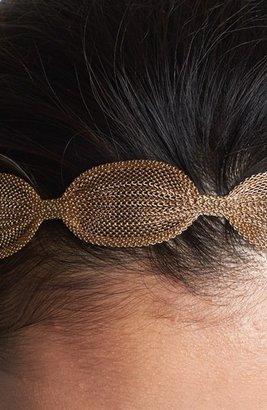 Tasha Soft Metal Head Wrap