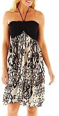 Raviya Cover-Up Tube Dress