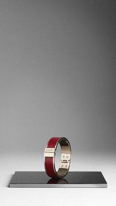 Burberry London Leather Cuff