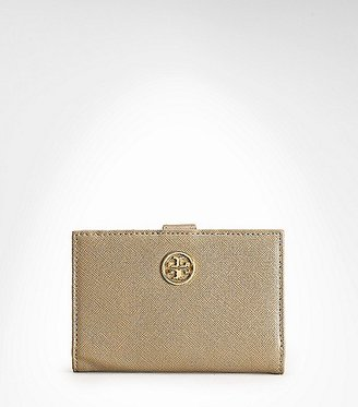 Tory Burch Robinson Slim French Purse