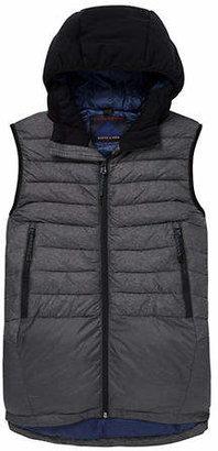Scotch & Soda Bodywarmer Hooded Vest