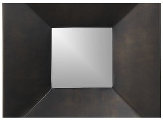 Crate & Barrel Rory II Square Wall Mirror