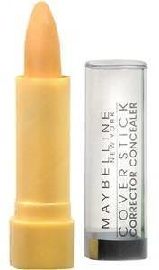 Maybelline Cover Stick Concealer, Yellow (Corrects Dark Circles)