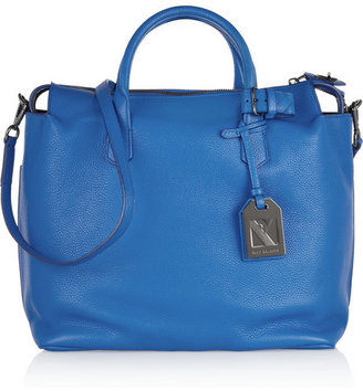 Reed Krakoff Gym 1 textured-leather tote