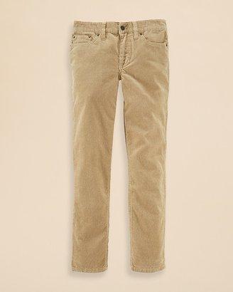 Ralph Lauren Boys' Slim Corduroy Pants - Sizes 8-20