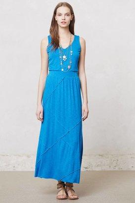 Anthropologie Sapphire Day Dress