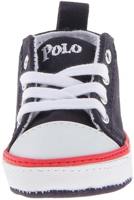 Polo Ralph Lauren Harbour Hi Boys Shoes