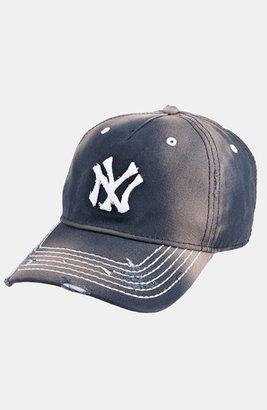 New York Yankees American Needle 'New York Yankees' Distressed Cap