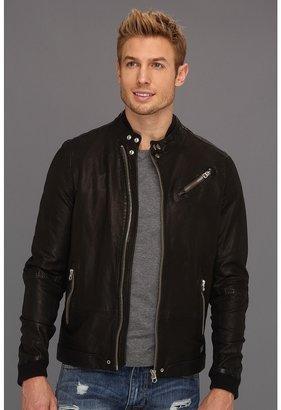 Diesel Lohar Jacket (Black) - Apparel