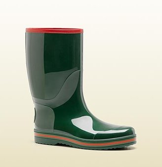 Gucci Rain Boot
