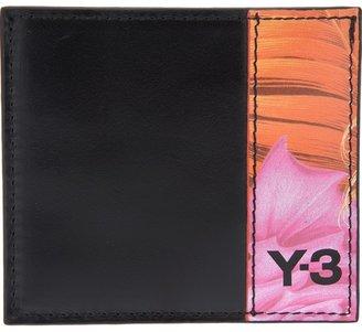 Y-3 printed card holder
