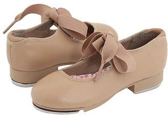 Capezio Jr. Tyette N625C (Toddler/Little Kid) (Caramel) Girls Shoes