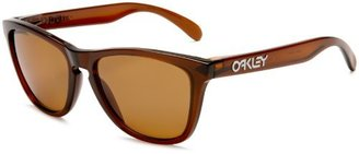Oakley Frogskin Polarized Aviator Sunglasses