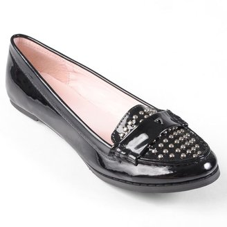 Journee Collection hollywood studded loafers - women