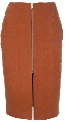 Acne 'harlow rustic' skirt