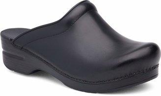 Dansko Women's Sonja Black Cabrio Mule 7.5-8 M US