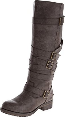Madden Girl Women's Lilith Motorcycle Boot $65 thestylecure.com