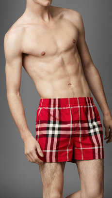 Burberry Classic Check Boxer Shorts
