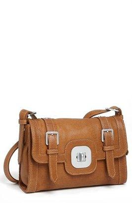 Longchamp 'Sport' Leather Crossbody Bag