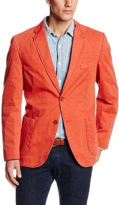 Kroon Men's Bono 2 Button Side Vent Blazer