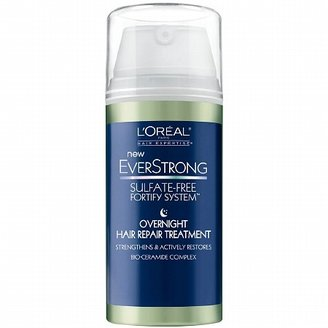 L'Oreal Overnight Hair Repair Treatment