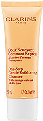 Clarins One-Step Gentle Exfoliating Facial Cleanser