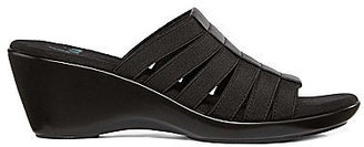 JCPenney Yuu Agree Slide Wedge Sandals