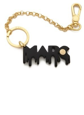 Marc by Marc Jacobs Small Drippy Marc Bag Charm