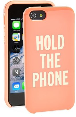 Kate Spade 'hold the phone' iPhone 5 case
