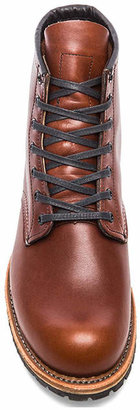 Red Wing Shoes Beckman 6 Classic Round in Chocolate