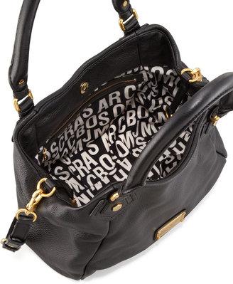 Marc by Marc Jacobs Classic Q Fran Hobo Bag, Black