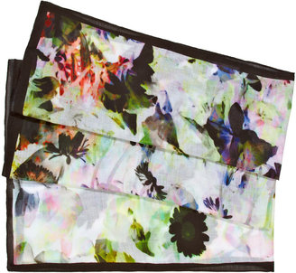 Gina FLORAL PRINT SCARF