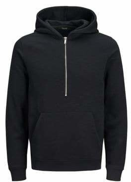 Jack and Jones Half-Zip Hoodie
