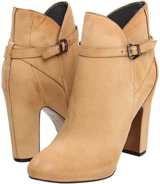 7 For All Mankind Floriane (Camel) - Footwear