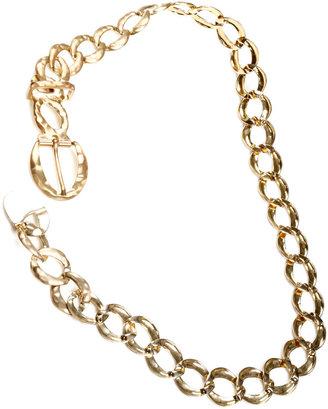 Suzi Roher Gold Link Belt