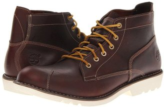 Timberland Earthkeepers Chukka City Escape Boot (Red Brown) - Footwear