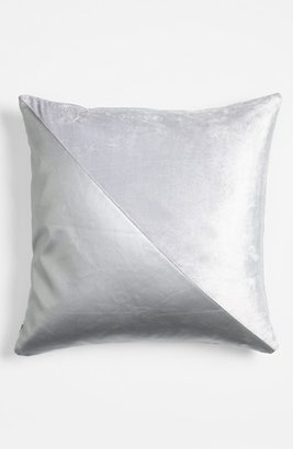 Nordstrom 'Brodie' Velvet & Faux Leather Pillow
