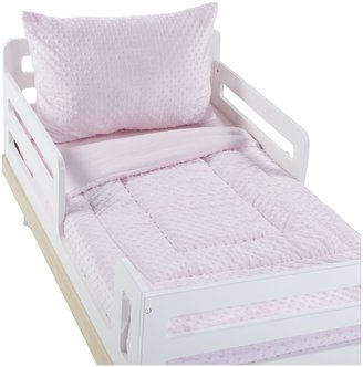 American Baby Company 4 pc Toddler Bedding Set - Pink