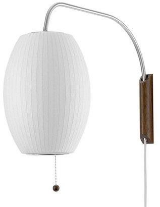 Modernica nelson bubble lamp wall sconce - cigar