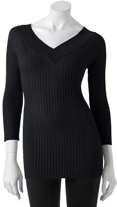 It's Our Time ribbed sweater - juniors