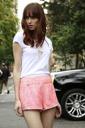 Finders Keepers Lace Hot Shorts