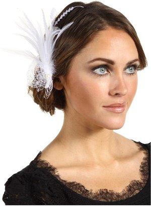 Jane Tran Hair Clip (White) - Accessories