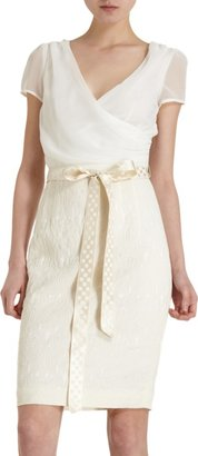 L'Wren Scott Jacquard Skirt Dress
