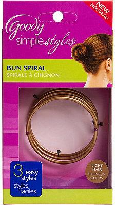 Goody Bun Spiral