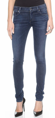 Citizens of Humanity Avedon Skinny Jeans $178 thestylecure.com