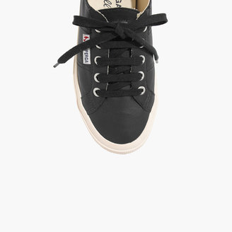 Madewell Superga® & 2095 Leather Sneakers in Navy