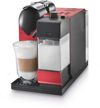 De'Longhi Delonghi Nespresso Lattissima Plus Coffee Machine Red