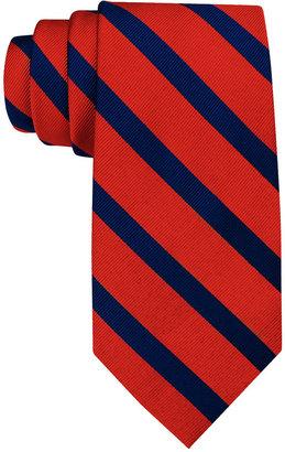 Tommy Hilfiger Vintage Slim Slide Stripe Tie $65 thestylecure.com